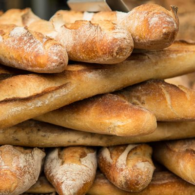 Baguettes & Paninis