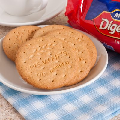 Biscuits McVities