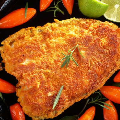 Breaded Fish Products