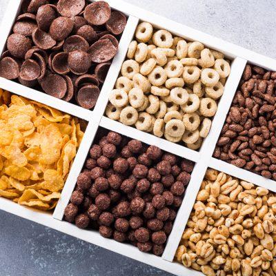 Cereal Portion Pack