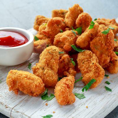 Chicken - Battered & Breaded