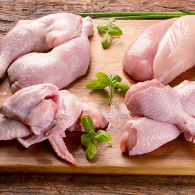 Chicken - Uncooked