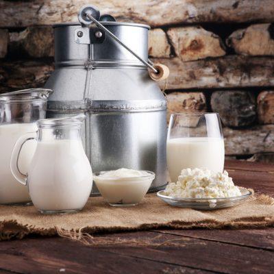 Long Life Milk & Cream
