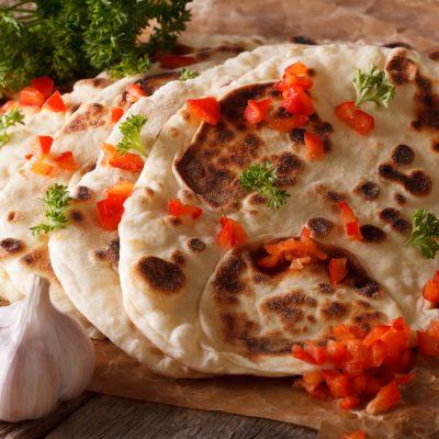 Naan & Pitta Bread