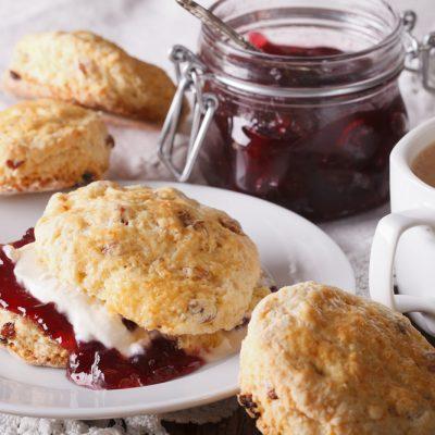 Scones & Tea Cakes