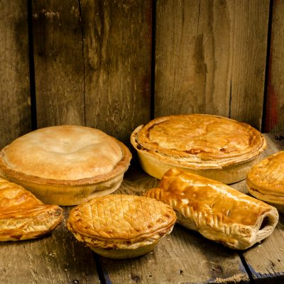 Bakery - Fresh Pies, Pasties, Sausage Rolls