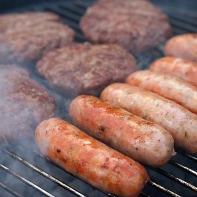 Burgers, Sausages, Meatballs
