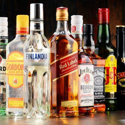 Alcohol - Spirits