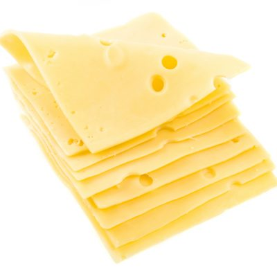 Cheeses Sliced