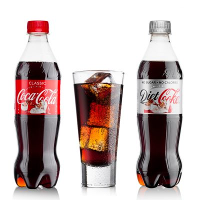 Coca Cola - Bottles