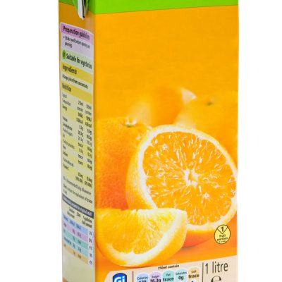 Fruit Juice - 1lt Cartons