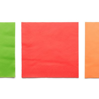 Napkins 2 Ply 33cm Various