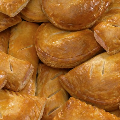 Pies, Pasties & Sausage Rolls - Wrapped