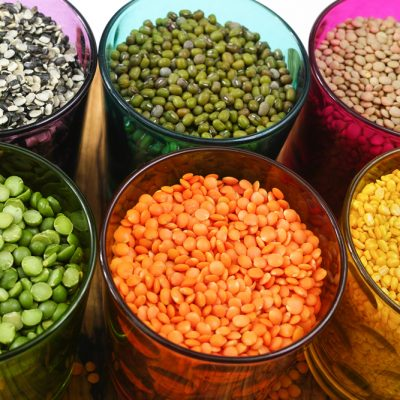 Pulses, Lentils & Dried Vegetables