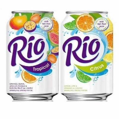 Rio - Cans