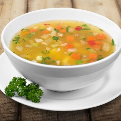 Soups Minestrone